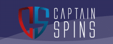 Captainspins logo