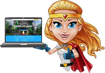wunderino casino website und app