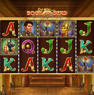 book of dead casino slot