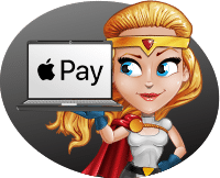 Zahlungsmethode Apple Pay