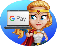 Zahlungsmethode Google Pay