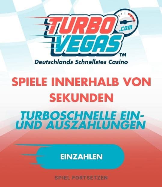 turbo vegas casino spielen ohne anmeldung