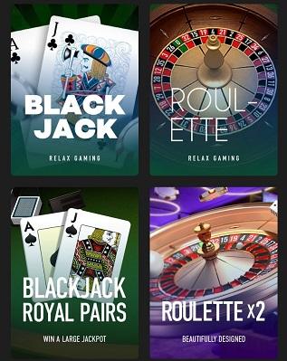 nitro casino tisch und kartenspiele roulette