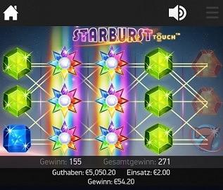one casino starburst