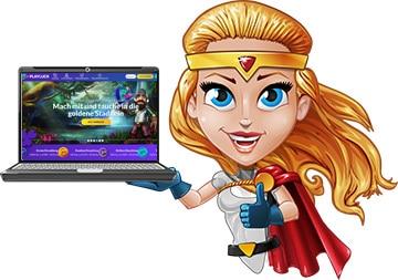 playluck webseite