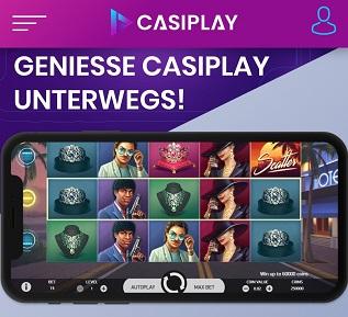 casiplay mobile app