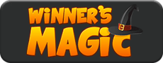 winners magic logo deutschland