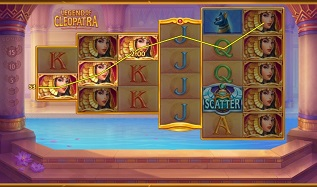 Legend of Cleopatra im Bao Casino