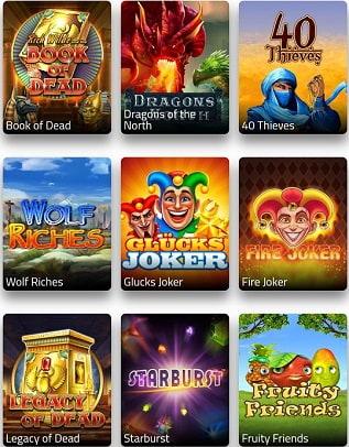 neptune play casino spiele