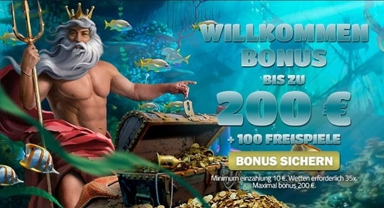 neptuneplay casino bonus