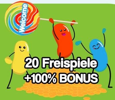Jelly Bean Casino Bonus