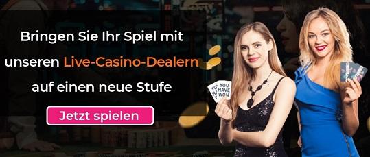jelly bean live casino dealer