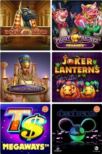 slotty vegas casino spiele