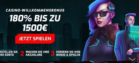 cyber casino 3077 bonus