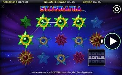 starmania casino slot