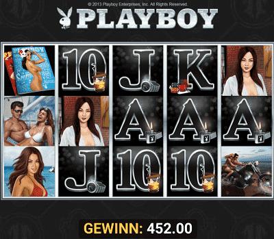Slotman Playboy Casino Slot