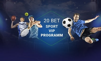 20Bet Sport VIP Programm