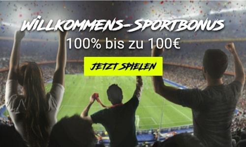 Cobra Spins Sportwetten Bonus