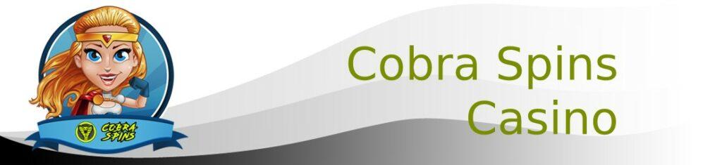 cobra spins casino banner casibella