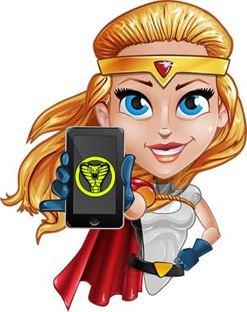 cobra spins mobile app und website